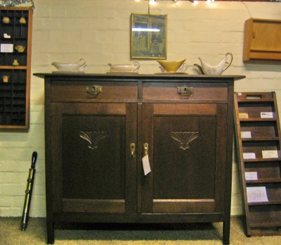 Massief Eiken Dressoir (1920)