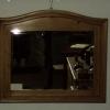 Zware oudgrenen spiegel (1900)